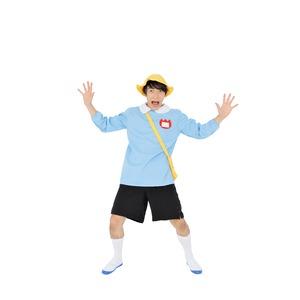 【コスプレ】 サクラ保育園 水色