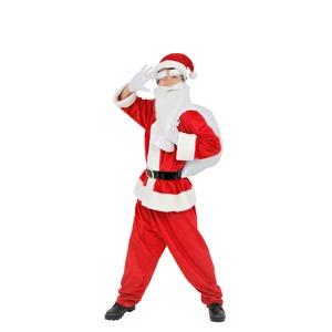 【クリスマスコスプレ】サンタクロース スタンダード
