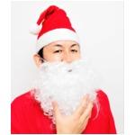 サンタさんのひげ(カール)〔クリスマス パーティ〕