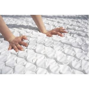 シルキーパフ 11190 SD 日本ベッド マットレス セミダブルサイズ 【日本製】