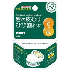 (業務用10セット) 近江兄弟社 メンターム薬用メディカルリップBM8.5