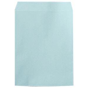 (業務用10セット) 菅公工業 封筒 角3 シ623 50枚 ブルー