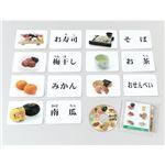 DLM 多目的言語カードセットCD付食物編KK0489
