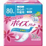 日本製紙クレシア ポイズパッド ライト 30枚 12P