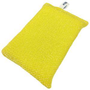 (まとめ) キクロン キクロンプロ タフネット 薄型 黄 N-302【×10セット】