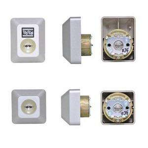 トステム URシリンダー玄関 鍵取替え用シリンダー 2個同一キー仕様/MCY-468