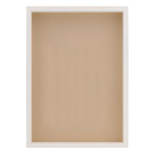 大額 OA額 MULTI BOX F OA-B3 ホワイト アクリル 【40.3×55.9×4.8cm】