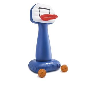 INTEX(インテックス) シュートインフープセット (エアーバスケットゴール ボール2個付き)