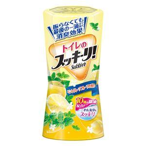 アース製薬 トイレのスッキーリ!ミントグレープフルーツの香り × 5 点セット