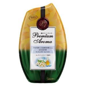 エステー お部屋の消臭力 Premium Aroma フレッシュカモミール&ジャスミン × 5 点セット