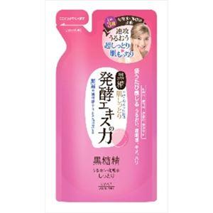 コーセーコスメポート 黒糖精うるおい化粧水しっとりつめかえ × 3 点セット