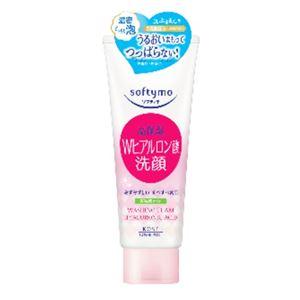 (まとめ)コーセーコスメポート ソフティモ洗顔フォーム(ヒアルロン酸) 【×6点セット】