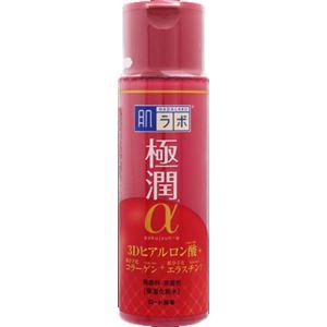 (まとめ)ロート製薬 肌ラボ 極潤αハリ化粧水 170ml 【×3点セット】