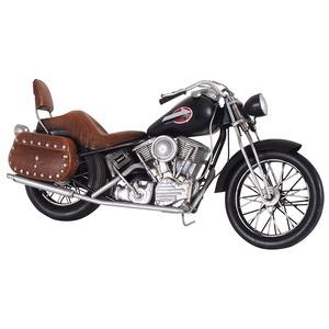 ブリキのおもちゃ 置き物 【バイク03】 材質:鉄 〔インテリアグッズ ディスプレイ雑貨〕