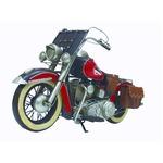 ブリキのおもちゃ 置き物 【バイク10】 材質:鉄 〔インテリアグッズ ディスプレイ雑貨〕