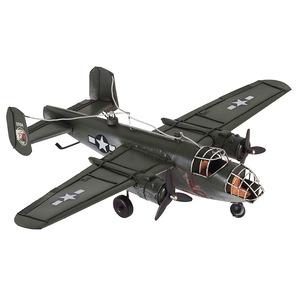 ブリキのおもちゃ B-飛行機01