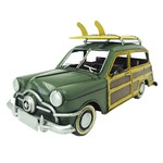 ブリキのおもちゃ 置き物 【クルマ16】 材質:鉄 〔インテリアグッズ ディスプレイ雑貨〕
