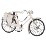 ブリキのおもちゃ 置き物 【自転車02】 材質:鉄 〔インテリアグッズ ディスプレイ雑貨〕