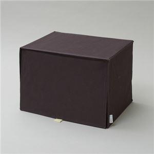 【4個セット】シサック 上置きボックス ブラウン CQ-UO-BR
