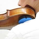 バイオリン用 肩当て/ショルダーパッド 【8個セット】 スポンジクッション 『Magic Pad』 〔楽器アクセサリー 楽器用品〕