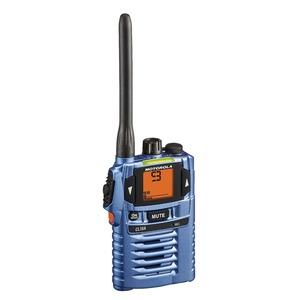 モトローラ CL70A ブルー 特定小電力トランシーバー IP67防水 免許資格不要