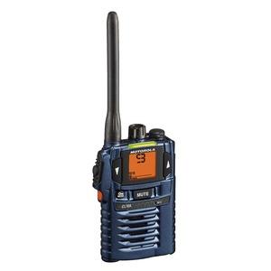 モトローラ CL70A ネイビー 特定小電力トランシーバー IP67防水 免許資格不要