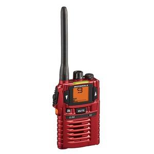 モトローラ CL70A レッド 特定小電力トランシーバー IP67防水 免許資格不要