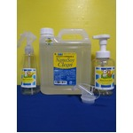 ナノソイクリーン 2L ペット用セット(スプレーボトル付き)