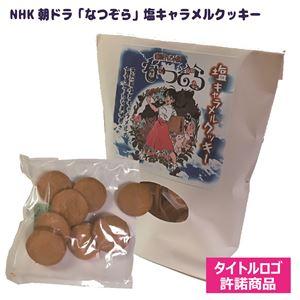 (まとめ)NHK朝ドラ「なつぞら」-塩キャラメルクッキー【×30個セット】