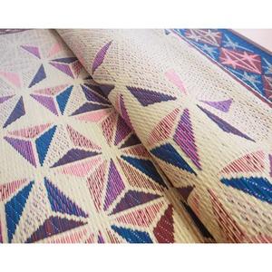 国産い草100% い草ラグ メルカ ラグマット/絨毯 【約191cm×191cm】防カビ加工 『メルカ』