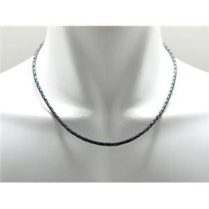 本皮革ネックレス・幅約3mm・長さ50cm ZZPLE-002x500x