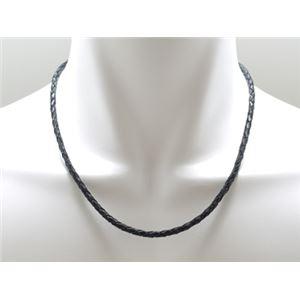 本皮革ネックレス・幅約4mm・長さ50cm ZZPLE-003x500x