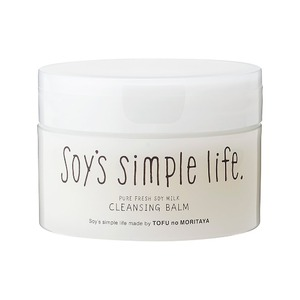Soy's simple life 生豆乳クレンジングバーム 80g