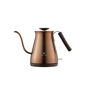 電気ケトル カッパー ケトル おしゃれ 電気ケトル おしゃれ 電気ケトル コーヒー ドリップケトル 電気 おしゃれ 細口 本格 ステンレス ドリップ コーヒー 0.7L 2〜3杯 湯沸