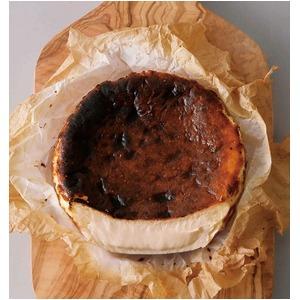 北海道 焦がし濃厚バスクチーズケーキ/スイーツ 【1個】 4号(φ12cm) 冷凍保存