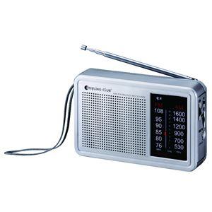 AM/FMデスクラジオ 24個セット