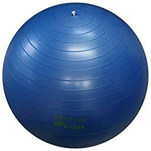 ストレッチボール65cm ブルー