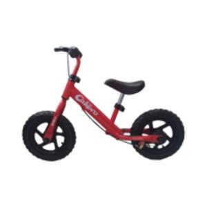 ウォーキングバイク ブレーキ付き 12インチ レッド