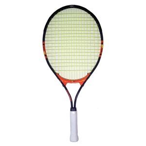 ジュニア用 硬式テニスラケット 23インチ ブラック
