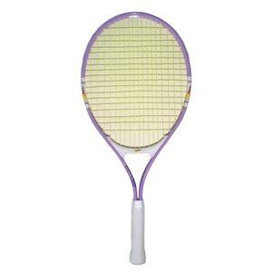 ジュニア用 硬式テニスラケット 23インチ パープル