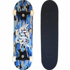 スケートボード 28インチ 60426 カモブルー
