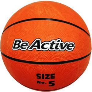 (まとめ)練習用 ゴムバスケットボール 5号 小学生【×12球セット】