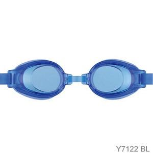 スイミングゴーグル 大人用 日本製 ブルー