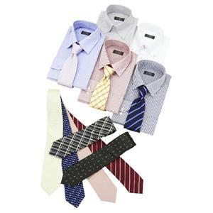 デザイナーが選んだ!完全コーディネートYシャツ14点セット M