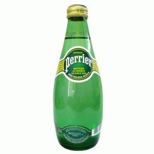 ペリエ 330ml 瓶(×24)
