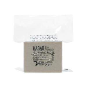 カサブクレイ石鹸 Sサイズ60g