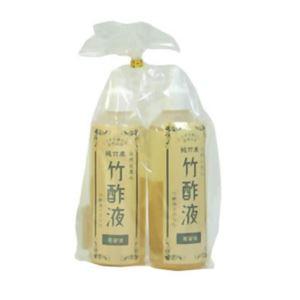 竹酢蒸留液ペアセット