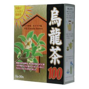 太陽がいっぱい 烏龍茶100 30包
