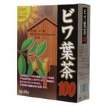 太陽がいっぱい ビワ葉茶100 25包