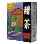 太陽がいっぱい 甜茶100 25包